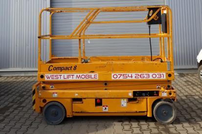 Haulotte Compact 8 - w007