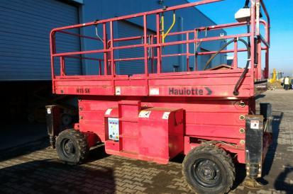 Haulotte H 15 SX - w032