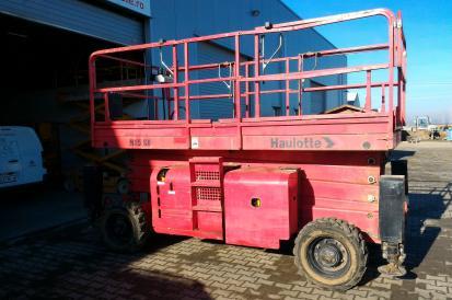 Haulotte H 15 SX - w033