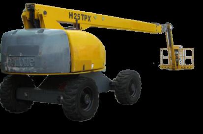 Haulotte H 25 TPX - w040