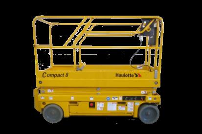 Haulotte Compact 8 - 2019