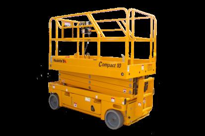 Haulotte Compact 10 - 2019